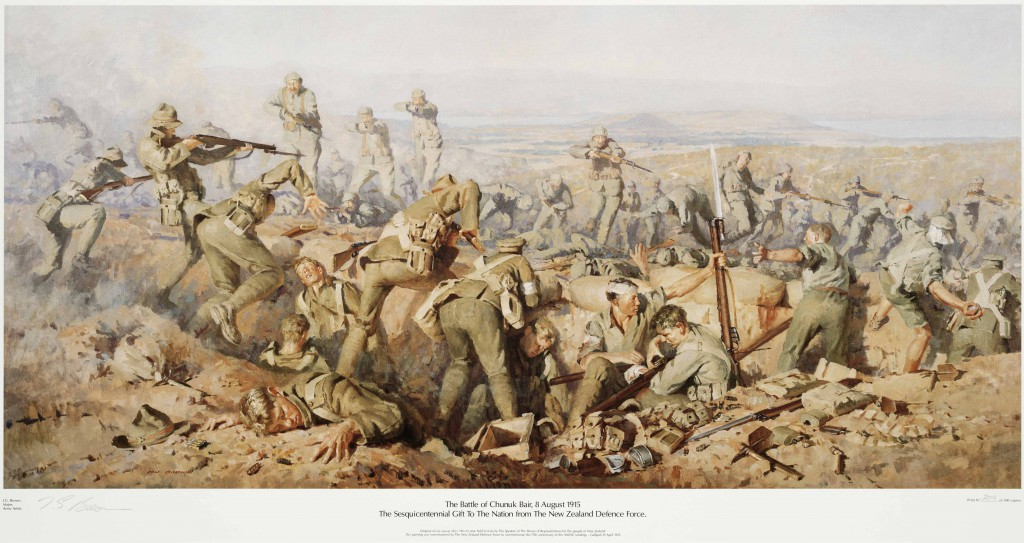 Battle of Chunuk Bair