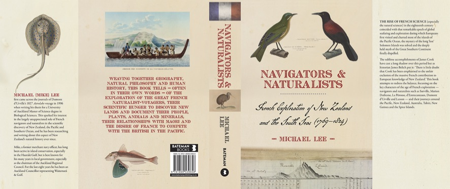 Navigators and Naturalists full jacket