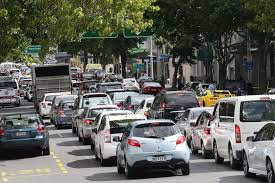 Auckland's notorious trafic congestion. Will slowly things down even further really help?